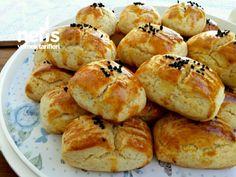 Muhteşem Nişastalı Kıyır Çörek