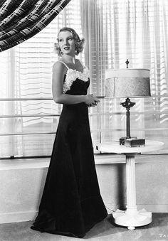 Jean Arthur in The Ex-Mrs. Bradford, 1936