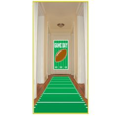 Football Field Runner Green 10',