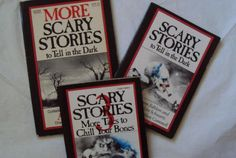 Fourteen Terrifying Facts About Scary Stories To Tell In The Dark - Neatorama