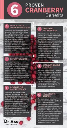 Cranberry Benefits http://www.draxe.com #health #benefits #nutrition