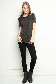Brandy ♥ Melville | Ieva Top - Tees - Tops - Clothing