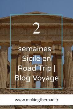 Découvrez mon itinéraire de 2 semaines en Sicile en road trip. Mes conseils, photos, astuce pour un voyage à petit budget en camping. Avec des spots de baignades, des bons restaurants et les incontournable de chaque ville. #italie #sicile #roadtrip #vacances Snorkeling, Excursion, Voyage Europe, Destination Voyage, Spots, Blog Voyage, Restaurants, Passion, Camping