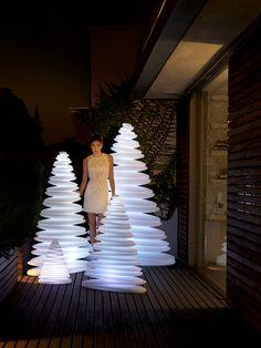 Iluminación moderna y decorativa para Navidad