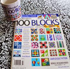 American Homestead: Quiltmaker's 100 Blocks - Volume 10