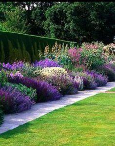 40 Small Front Yard Design with Beautiful Blooming Flowers Atemberaubende 40 kleine Vorgarten Design Front Yard Landscaping, Backyard Landscaping, Landscaping Ideas, Backyard Ideas, Garden Ideas, Inexpensive Landscaping, Landscaping Borders, Garden Pots, Front Yard Gardens