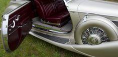 Mercedes-Benz 540 Servicio, Reparación y Restauración