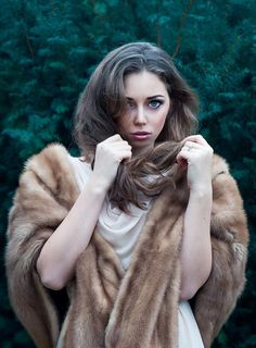 #накидка #меха #мех #fur #cape #esteroricci #fashion #style #beauty