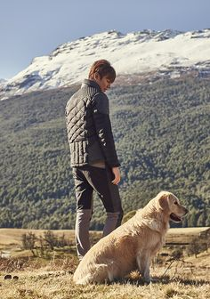 This coming fall and winter, Lee Min Ho will be reveling in the outdoors with his pooch(es) without a worry about the dipping temperatures because he'll be cozy while looking trendy in EIDER&…