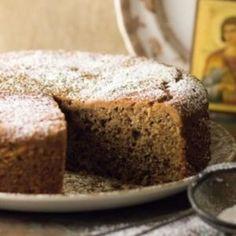 Recipe-Fanouropita or Phanouropita-the Lost and Found Cake of Saint Fanourios or Phanourios. - Greeker Than The Greeks Seven Sacraments, Crunch, Lost & Found, Raisin, Banana Bread, Baking, Eat, Ethnic Recipes, Desserts