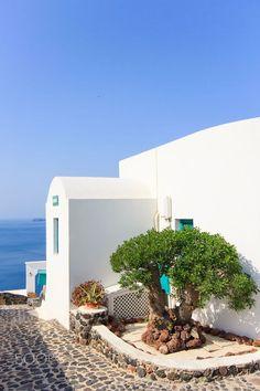 Beautiful Oia, Santorini