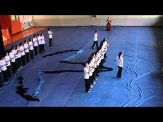 Maltepe Anadolu Lisesi 10 Kasım Gösterisi - YouTube