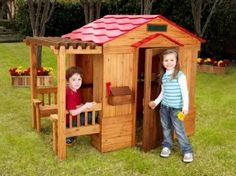 1000+ images about Playhouse on Pinterest  Outdoor playhouses, Costco ...