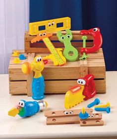 17 Piece Play Toy Tool Set -- Check out the image by visiting the link.