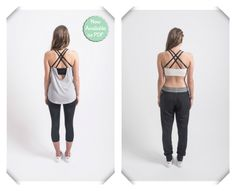 Activewear Patterns and DIYs