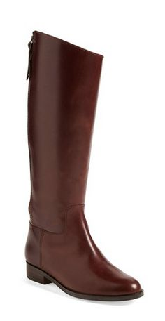 These are on order and are a great example of classic and timeless riding boots. LOVE!