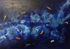 Celestial, Painting, Outdoor, Naturaleza, Paintings, Artists, Outdoors, Painting Art, Painted Canvas