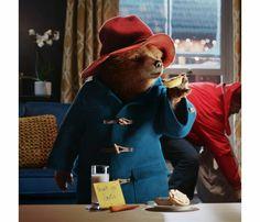 Paddington in the M&S Christmas campaign Teddy Bear Cartoon, Teddy Bears, Christmas Campaign, Winter Hats, Winter Jackets, Paddington Bear, Warm Fuzzies, Bear Art, Pooh Bear