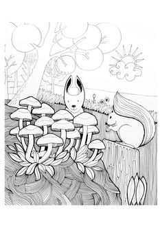 Free printable colouring pages for young artists. Enjoy :)