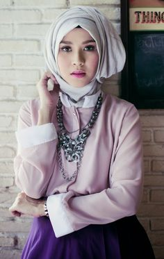 Fashion On Pinterest Hijab Tutorial Actresses And Models
