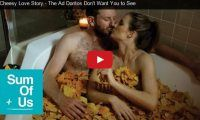 A Cheesy Love Story – The Ad Doritos Don't Want You to See Who knew eating Doritos, one of our favourite snacks, had such an impact on a certain environment. The love story ad started off cheesy but went sour in the end...