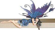 Night Dream Fairy ~ Peace - Sleeping Shelf Sitter – eFairies.com