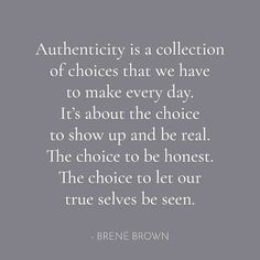 People recognize the real. People NEED you to be your real, true self. Because in seeing others be authentic, they realize they, too, can be their true selves. Inspire authenticity. Be real, for those who are afraid to be.