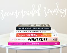 5 Reads For Self Confidence | A Girl, Obsessed