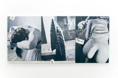 "FM ""REISSUED WOMEN"" AN HOMAGE TO DAVID SALLE"