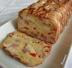 Dinner Party Recipes, Appetizer Recipes, Yummy Snacks, Yummy Food, Meat Recipes, Cooking Recipes, Hungarian Recipes, Breakfast For Dinner, No Cook Meals