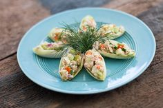 Tuna Salad Endive Boats (Paleo/AIP/Whole30)