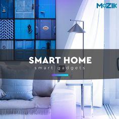 🏠 Εξόπλισε το σπίτι σου με #smart gadgets και κάνε την καθημερινότητά σου πιο εύκολη και λειτουργική. Δες το νέο μας #blog post και μάθε για το #smartliving και τα προϊόντα που σου προσφέρει το #Mozik  Home Gadgets, Smart Home, Home Accessories, Blog, Home Decor, Smart House, Decoration Home, Room Decor, Home Decor Accessories