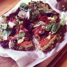 Broccoli Pizza Crust. Gluten Free Paleo Dairy Free. Recipe Up On www.eatwelltravelfar.weebly.com #lunches #pizza #paleopizza #recipe #pizzarecipe #cleanpizza #cleaneating #cleaneats #yum #healthypizza #slimming #blog #foodie #foodblog #eatwelltravelfarloveoften