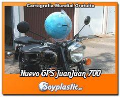 Buscas GPS para moto? el mejor modelo, nunca se cuelga, eso si... las calles no se ven muy bien ;-)