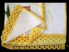 Bico Croche Citrus Aprendizagem Crochet 2014 - YouTube