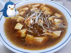 西荻に降りて素敵なアンティークの喫茶屋さんへ。サンちゃんではマーボーラーメン~(^q^)はじめて~お豆腐美味しv