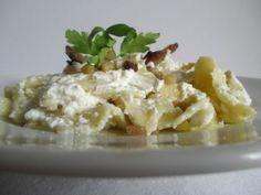 Túrós csusza (40. hét, hétfő) Potato Salad, Potatoes, Ethnic Recipes, Food, Potato, Essen, Meals, Yemek, Eten
