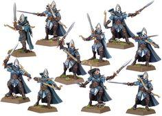 Warhammer Fantasy - High Elf Shadow Warriors
