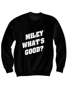 """21 """"Miley, What's Good?"""" Items You Can Actually Own"""
