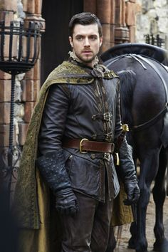 Reign, season 4, episode 10, A better man. James, Lord of Moray.