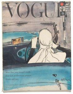 Vogue November 1953