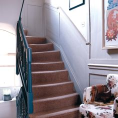 21 Best Hall Stairs And Landing Images Ladder Ladders