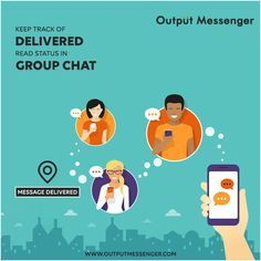 Get connected with your teams and enrich your collaboration with this Internal Communication software - Output Messenger Enterprise Business, Instant Messenger, Instant Messaging, Collaboration, Communication, Software, Messages, Reading, Cat Breeds