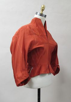 Charles James blouse 1951