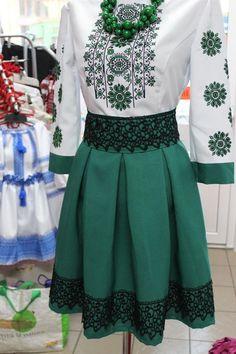 Mexican Fashion, Folk Fashion, Ethnic Fashion, Diy Fashion, Womens Fashion, Fashion Design, Embroidery Fashion, Embroidery Dress, Crochet Baby Cardigan Free Pattern