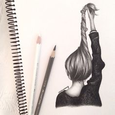 I wish I could draw like this.♡
