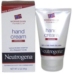 hand and foot care cream
