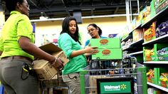 Standing toe to toe with Amazon Walmart and Google to offer voice-enabled shopping