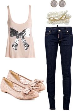 """school outfit 001"" by little-miss-average on Polyvore"