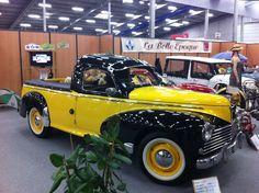 Old Pick-Up! #OldCar #Legend
